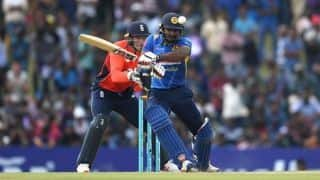 Hamstring injury rules Kusal Perera out of England ODIs