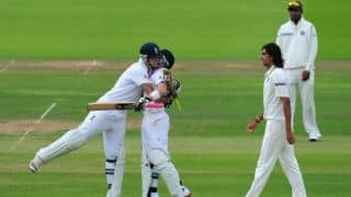 India vs England at The Oval: Stats highlights