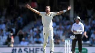 'Ridiculous achievement': Burns hails Stuart Broad on brink of 500 Test wickets