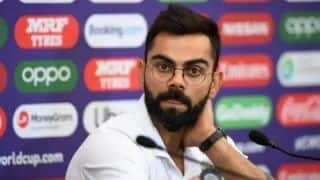 """Will Like To Discuss Man-To-Man"": Virat Kohli on Kagiso Rabada's Remarks"