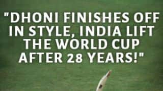 India wins ICC Cricket World Cup 2011: Fan Diary