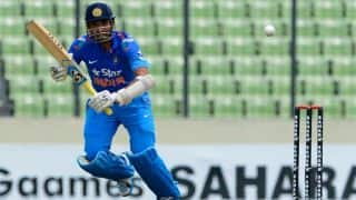 Robin Uthappa hopeful of securing berth in India's World Cup 2015 team