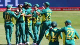 South Africa vs Australia, 3rd ODI: Likely XI for Faf du Plessis and Co.