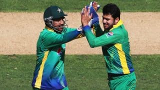 ICC Champions Trophy 2017: Azhar Ali gives funny interview to Sarfaraz Ahmed