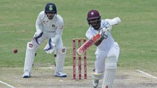 K Brathwaite: IND bowled with lot of discipline in 1st Test