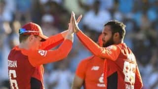 Adil Rashid moves to third, Kuldeep Yadav drops down to fifth in ICC T20I bowlers rankings