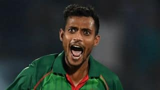 Bangladesh vs New Zealand: Shafiul Islam ruled out due to hamstring injury
