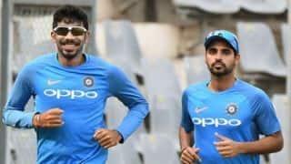 Jasprit Bumrah, Bhuvneshwar Kumar return for last three ODIs against West Indies