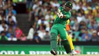 PAK vs AUS, 5th ODI: Warner vs Junaid, Sharjeel vs Hazlewood and other key battles