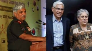 Looking forward to maiden stint in sports administration: Lt Gen Ravi Thodge
