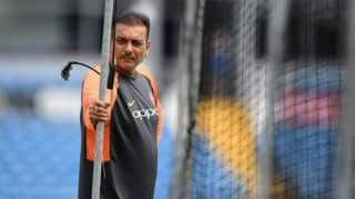 Performance louder than sledging: Ravi Shastri