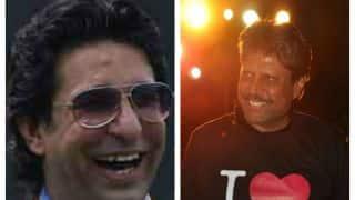 India tour of England 2014: Kapil Dev, Wasim Akram bond over Mike Gatting