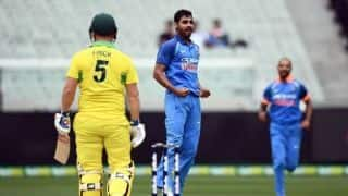 We got impatient, should have set lower targets on such pitches: Aaron Finch