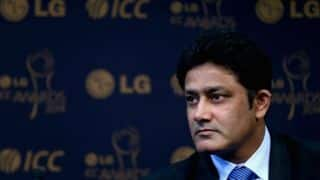 Did Team India hastes Anil Kumble's departure to avoid bashing after Champions Trophy's loss?