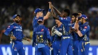 VIDEO: Joseph's dream IPL debut hands Mumbai 40-run win over Sunrisers