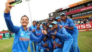 Cricket fraternity pours in wishes as Team India beat New Zealand to reach ICC Women's World Cup 2017 semi-finals