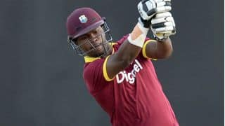 IND vs WI, 1st T20I 2016: Charles equals fastest half-century for WI