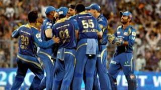 CSK vs MI Live Cricket score Eliminator