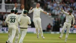 Ashes 2019, Lord's Test: Siddle's strikes after Smith's masterclass keep Australia alive