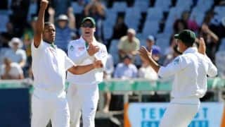 Australia end Day 2 of 2nd Test tottering at 112/4 in reply to South Africa's 423