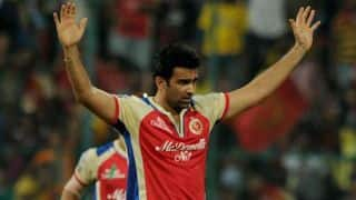 IPL 7 Auction: Zaheer Khan sold to Mumbai Indians for Rs 2.6crores