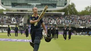 Jonathan Trott leads Warwickshire to England's One-Day Cup glory over Surrey