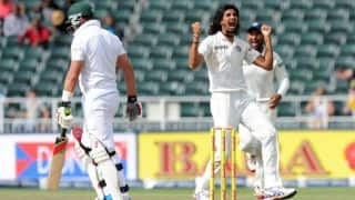 Ishant Sharma praises Indian bowling performance
