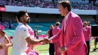 India vs West Indies not Virat Kohli's best: Glenn McGrath