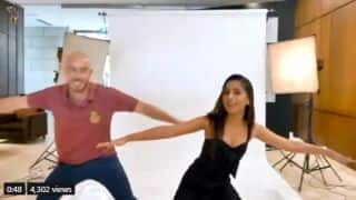 Watch Chris Lynn slay his dance moves