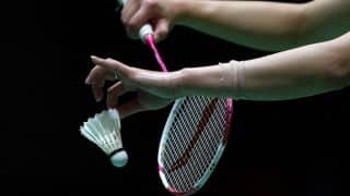 All India Sub-junior Ranking Badminton Championship 2016: Seeded players in Round 2