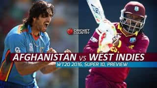 West Indies vs Afghanistan, T20 World Cup 2016, Match 30 at Nagpur, Preview: West Indies look to make it 4 in a row