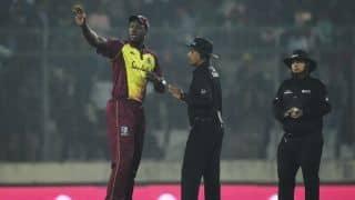 Under-fire Bangladesh umpire Tanvir Ahmed admits error, says he's new to international cricket