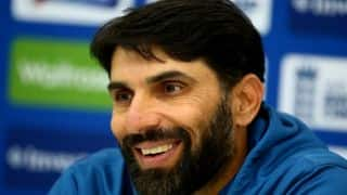 Pakistan vs England: Misbah-ul-Haq vows to leave Test legacy