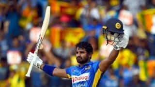 1st ODI: Kusal Perera's hundred guides Sri Lanka to 314 in Lasith Malinga's farewell ODI