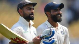 Virat Kohli maintains top spot in Test rankings; Ravindra Jadeja closing in on No.1 in allrounder's list