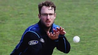 Daniel Vettori becomes the most capped New Zealand player