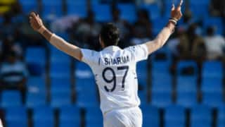 Ishant Sharma becomes India's highest wicket-taking pacer outside Asia