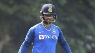IPL 2020 News: Rishabh Pant Out of Action For At Least One Week, Confirms Delhi Capitals Captain Shreyas Iyer