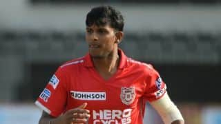 T Natarajan ruled out of Ranji Trophy 2017-18