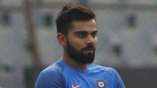 Virat Kohli skips practice session ahead of 3rd ODI vs New Zealand