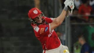 IPL 2015: George Bailey blames Kings XI Punjab's dismal batting performance for loss against Delhi Daredevils