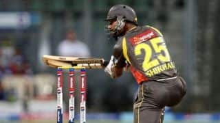 Sunrisers Hyderabad off to a flying start