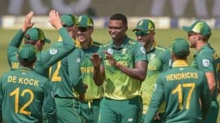 2nd ODI: Bowlers, Quinton de Kock star as South Africa beat Sri Lanka by 113 runs
