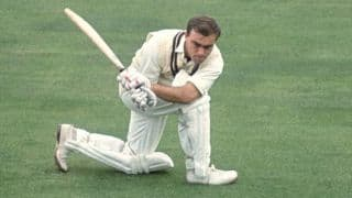 John Edrich smashes record 52 boundaries to score Test triple-hundred