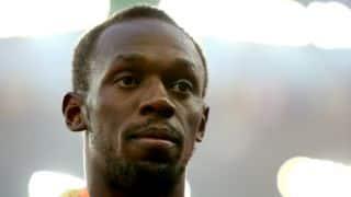 Olympics 2016: Usain Bolt prepares for trails