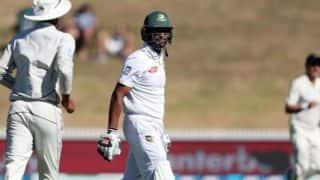 "We took the ""easier option"" in first innings: Mahmudullah"