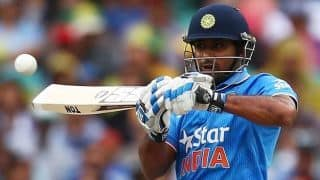 Sourav Ganguly: Australia and New Zealand matches will decide if Ambati Rayudu can be India's No.4 or not
