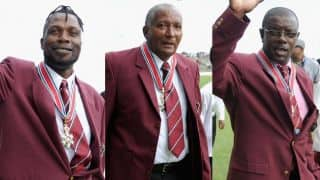 WICB welcomes knighthood for Curtly Ambrose, Andy Roberts and Richie Richardson