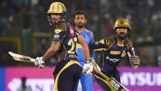 IPL 2018, Kolkata Knight Riders vs Rajasthan Royals, Match 49: Preview and Likely 11's