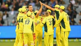 Spin in limited overs not a concern for Australia, says Michael Clarke